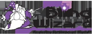 Blind Wizard Logo