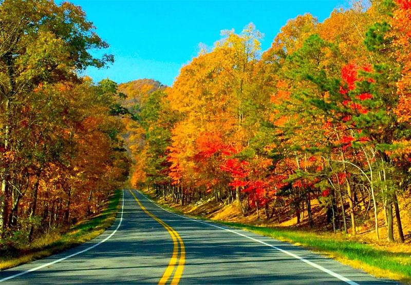 West Virginia scenery img