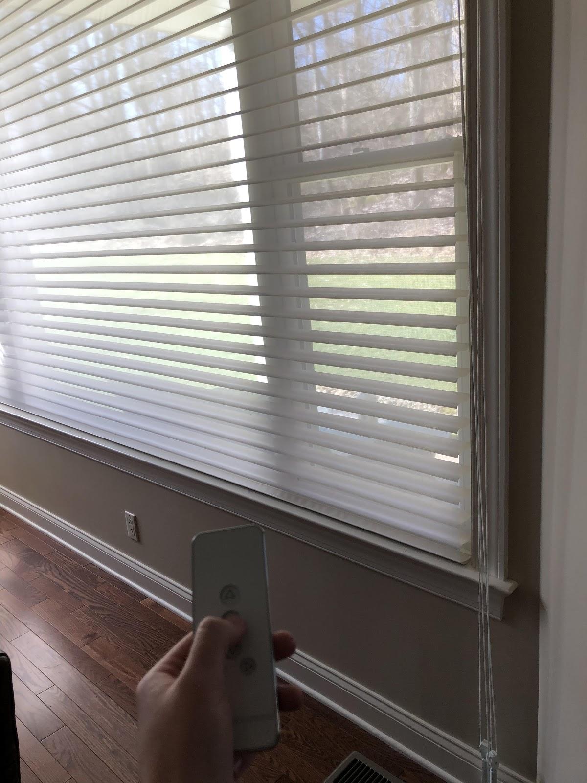 Case Study: Motorized Window Shadings - Blind Wizard Blog